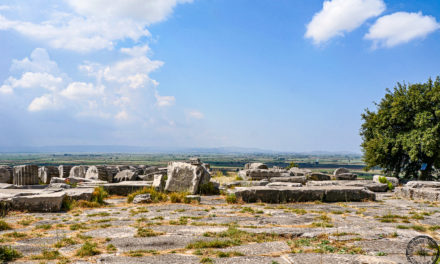 What to Expect when Visiting Priene, Turkey