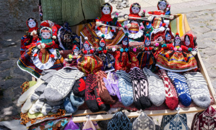 Village and Rag Dolls of Soganli