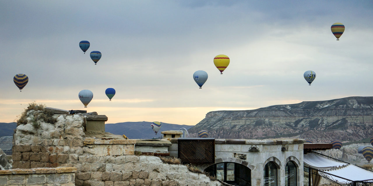 You Must Go Hot Air Ballooning In Cappadocia
