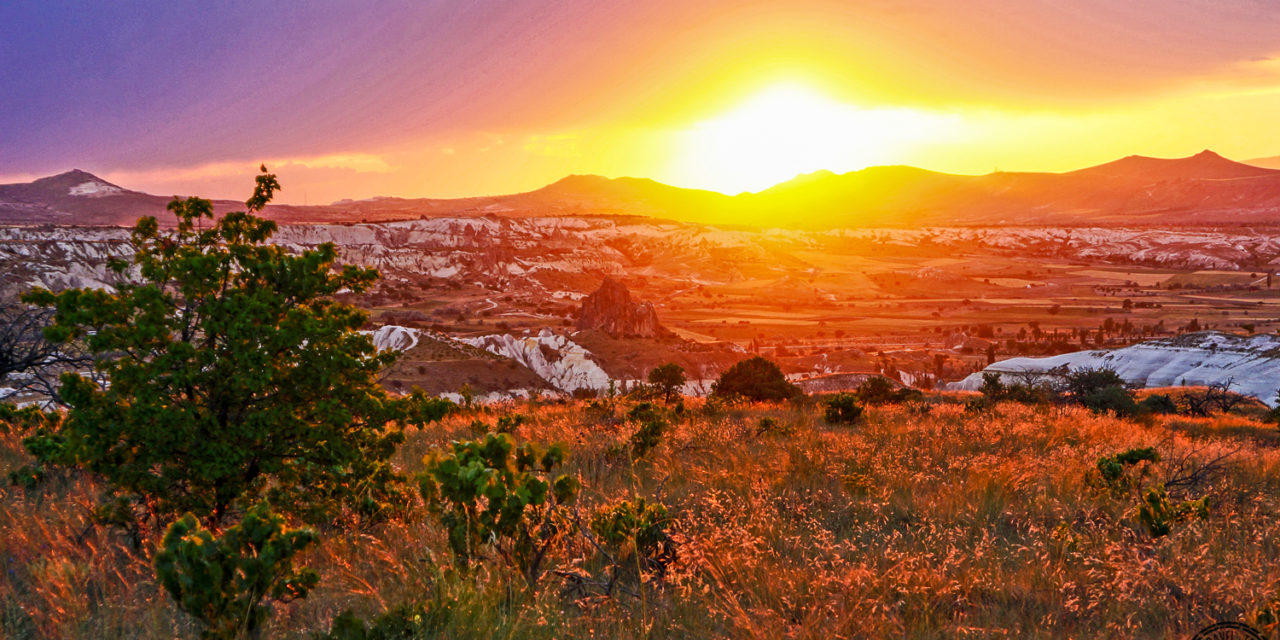 Why You Should Visit the Red Valley in Cappadocia at Sunset