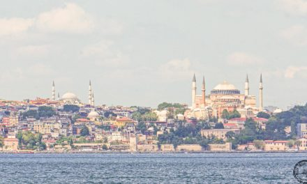 Five Free Views in Istanbul