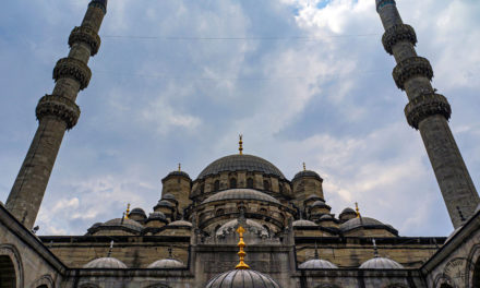 Why Istanbul's New Mosque Is Worth A Look